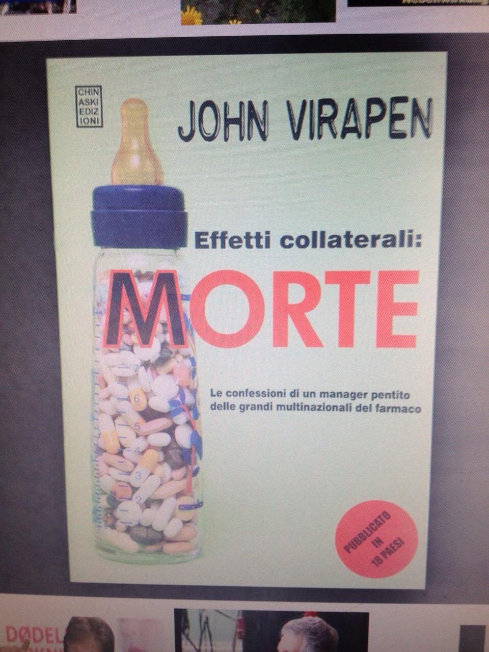 John Virapen - Effetti Collaterali MORTE